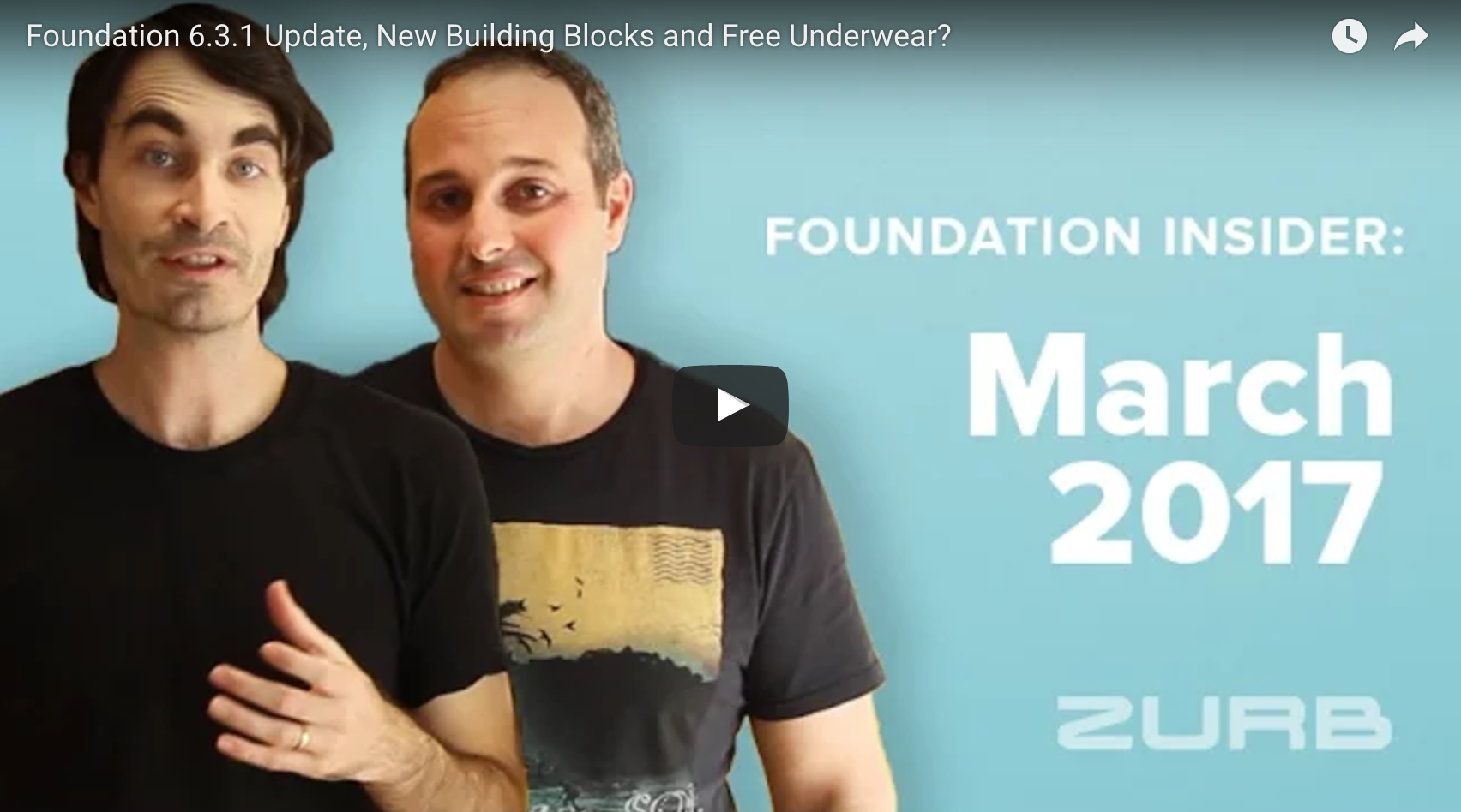 Foundation for Sites 6 Docs